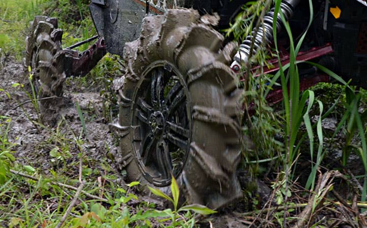 Assassinator Tires