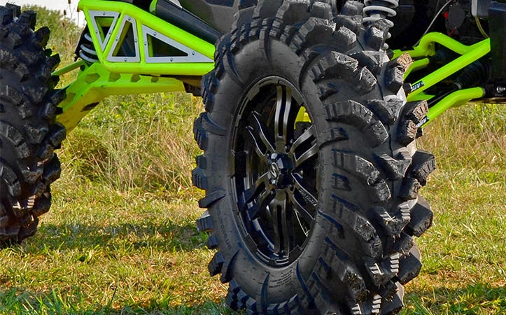 Intimidator Tires
