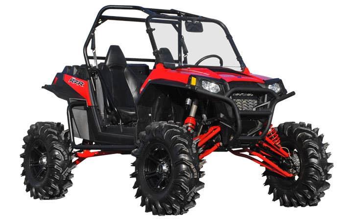 RZR 900 (2011-2014)