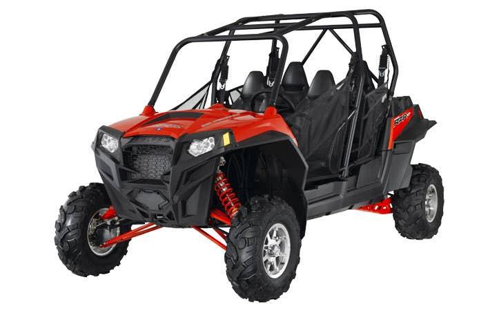 RZR 4 900 (2011-2014)