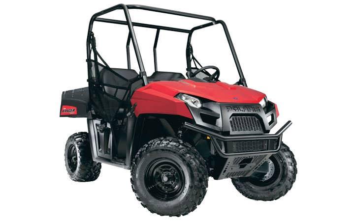 Ranger 500 (2002-2008)