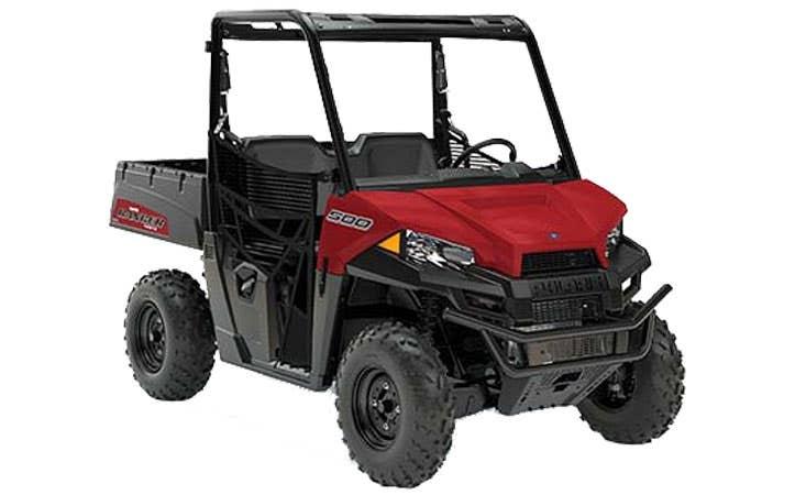 Ranger Midsize 500 (2012-2013)