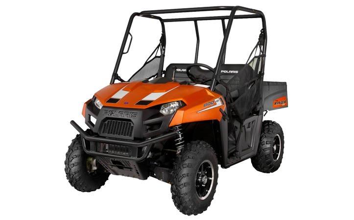 Ranger Midsize 800
