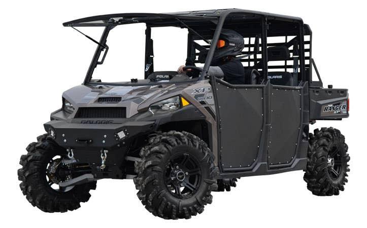 Luxury 2017 Polaris Ranger 1000 Review