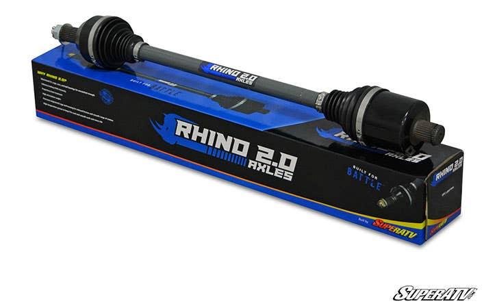 Rhino 2.0 Axles