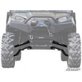 Transparent Purple Hose /& Stainless Banjos Pro Braking PBF7662-TPU-SIL Front Braided Brake Line