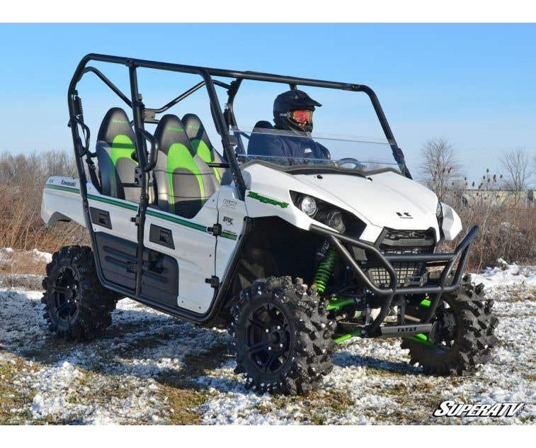 Super ATV Kawasaki Teryx Half Windshield Tinted 2016+