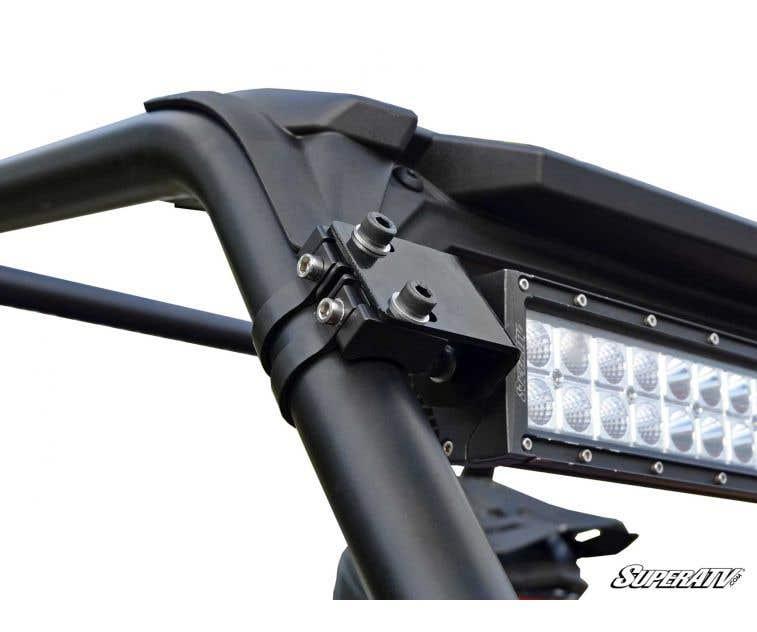 Roll Cage Mount Bar LED Work Light Bracket For Polaris RZR 1000 900 2015-2017