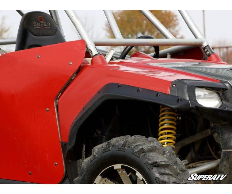 REAR BRAKE PADS fits POLARIS RZR 800 Ranger 2008-14/' RZR800 09 10 11 12 13