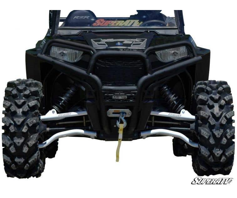 2015+ SuperATV Heavy Duty Complete Tie Rod Kit for Polaris RZR S 900 4 900