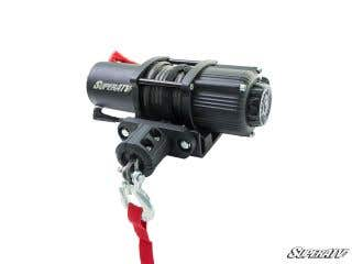 3500 lb. Black Ops UTV/ATV Synthetic Rope Winch