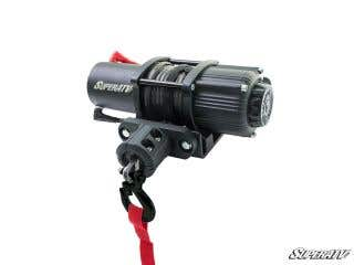 4500 lb. Black Ops UTV/ATV Synthetic Rope Winch