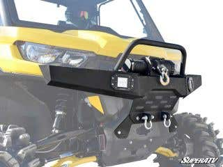 Can-Am Defender Diamond Plate Front Bumper