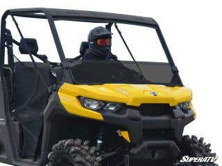 Can-Am Defender Half Windshield