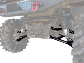 """Can-Am Defender High Clearance 2"""" Rear Offset A-Arms"""