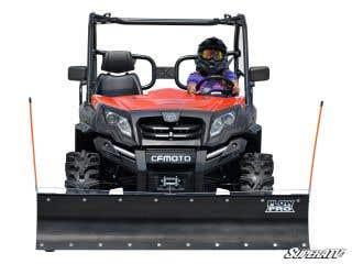 CFMOTO UForce 800 Plow Pro Heavy Duty Snow Plow - Complete Kit