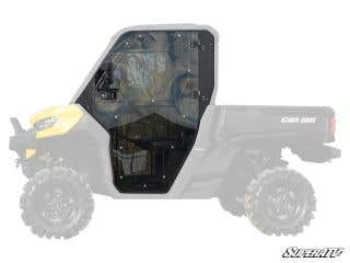 Can-Am Defender Max Full Cab Enclosure Doors