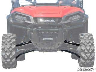 "Honda Pioneer 1000 1.5"" Forward Offset High Clearance A-Arms"