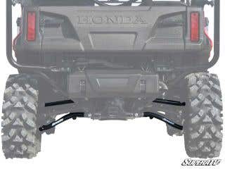 "Honda Pioneer 1000 High Clearance 1.5"" Offset Rear A-Arms"
