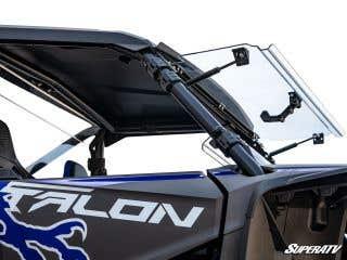 Honda Talon 1000 Scratch Resistant Flip Windshield