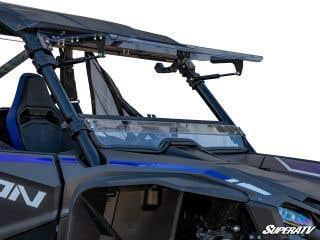 Honda Talon 1000 Flip Windshield