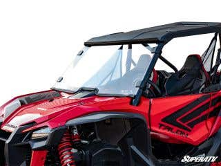 Honda Talon Scratch Resistant Full Windshield