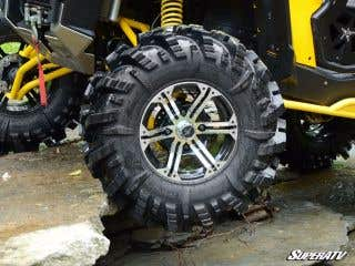 Mounted Tires