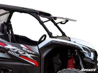 Kawasaki Teryx KRX 1000 Flip Windshield