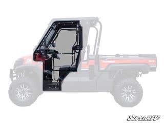 Kawasaki Mule FX / FXT Cab Enclosure Doors