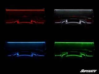 LED Windshield Light Strips