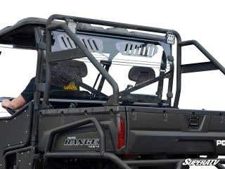 Polaris Ranger Fullsize 500/700/800 Vented Full Rear Windshield
