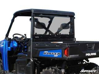 Polaris Ranger XP 1000 Rear Windshield