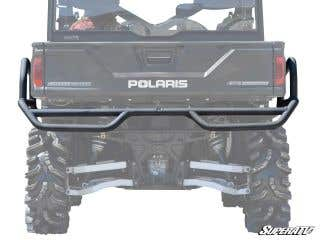 Polaris Ranger Extreme Rear Bumper With Side Bed Guards
