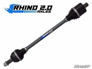 Rhino 2.0 Polaris RZR 900 (2011-2014) Stock Length Axles