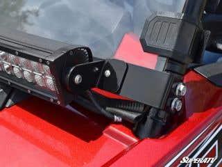 "Polaris RZR 30"" Light Bar Mounting Bracket - Flush to Hood"