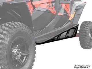 Polaris RZR 1000 Nerf Bars—Full Protection Kit Ready