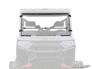 Polaris Ranger 1000 and Ranger 1000 Crew Flip Down Windshield