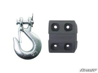 Winch Hook and Rubber Stopper