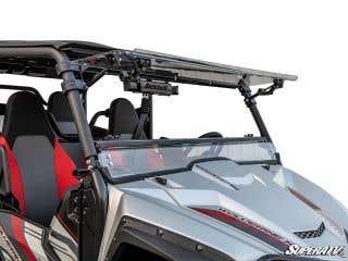 Polaris Ranger Fullsize 570/800 Scratch Resistant Flip Windshield