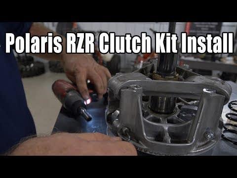 Polaris RZR 900 Clutch Kit