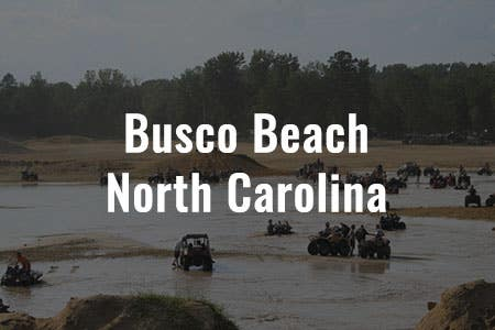 Busco Beach - North Carolina