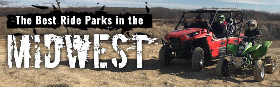 The Best Ride Parks of the Midwest