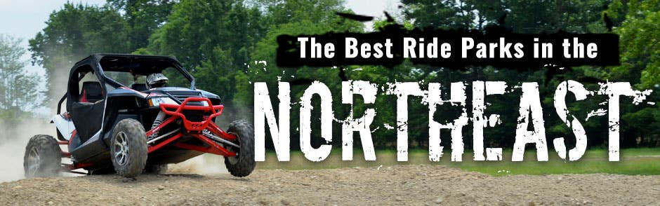 The Best Ride Parks of the Northeast