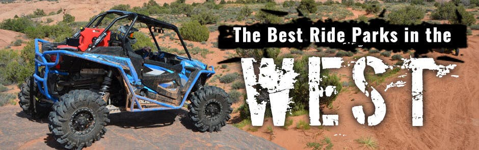 The Best Ride Parks of the West