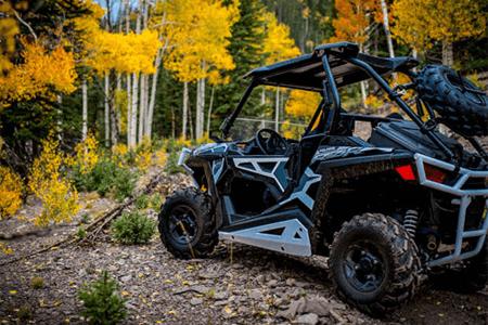 Paiute ATV Trail System - Sevier County, Utah