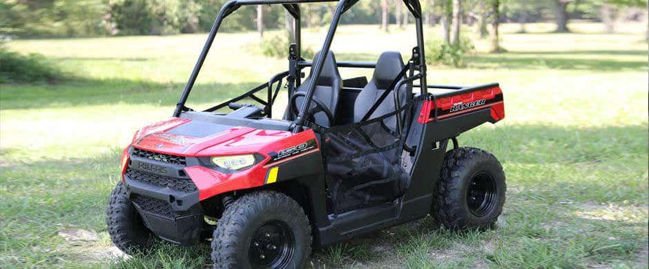 Polaris Ranger 150 UTV with Youth Ride Command