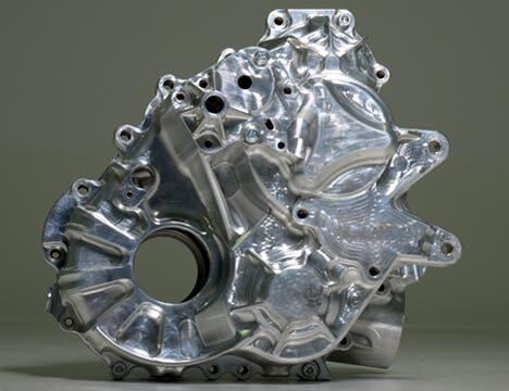 A SuperATV Billet Aluminum Differential