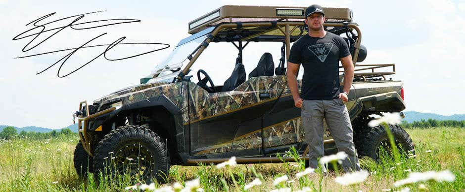 Hit the Trail with Easton Corbin