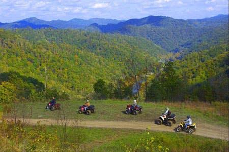 Hatfield-McCoy - West Virginia