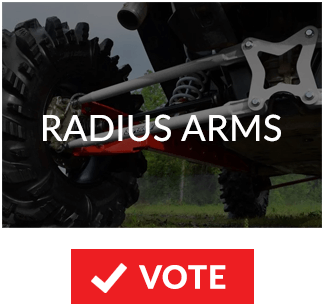 Radius Arms